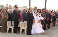 Landaluce participa en los actos organizados con motivo de la festividad de la Patrona de Ceuta