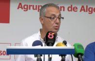 Los socialistas algecireños piden la dimisión de Laura Ruiz y denuncian la falta de limpieza en la ciudad