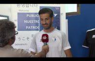 Paradas Mazuela pitará en Algeciras el domingo