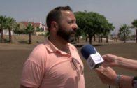 Parques y Jardines crea un parque en San García, dando respuesta a una demanda vecinal