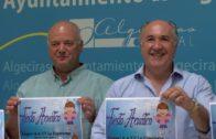 Presentado el cartel de la fiesta acuática que se celebrará en San Isidro el miércoles