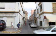 Algesa lleva a cabo los trabajos de limpieza del punto de contenedores de la calle Almería