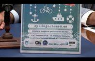 """El desafío """"Cruzando el Estrecho en bicicleta"""" ultima detalles"""
