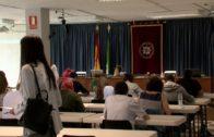 Hoy han comenzado los exámenes de septiembre de la UNED