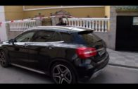 Intervención policial ante un posible alijo de cocaína en la calle Isaac Albéniz