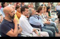 IU celebró la XXII edición del recital de poesía  y homenajeó a Pepe Chamizo