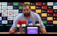 Javi Viso criticó el fútbol que propuso el San Roque de Lepe