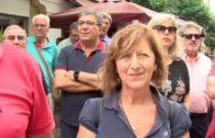 Los pensionistas se concentran para reclamar la revalorización de sus pensiones