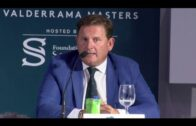 Presentado el Master Andalucía de Golf