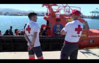 Rescatados 16 inmigrantes, siete de ellos menores, en dos pateras en el Estrecho