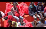Salvamento Marítimo y Guardia Civil rescatan a 269 migrantes en aguas del Estrecho