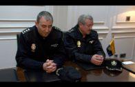 El alcalde felicita al Cuerpo Nacional de Policía en la festividad de los Santos Ángeles Custodios