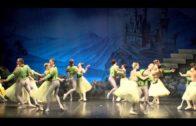 """El Ballet Nacional Ruso representa en el Florida """"El lago de los cisnes"""""""