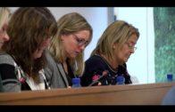 El pleno de la Mancomunidad aprueba una moción rechazando los trenes procedentes de Extremadura