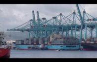 El Puerto de Algeciras dispara sus tráficos de importación/exportación