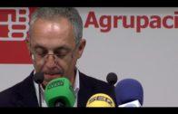Juan Lozano lamenta los ataques a la buena gestión del partido socialista
