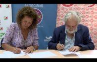 La empresaria algecireña Francisca Ríos, reelegida presidenta de Apymeal