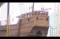 La Nao Santa María abrirá sus puertas al público en Algeciras