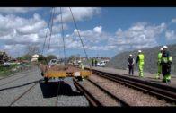 La Plataforma del Ferrocarril demanda actuaciones ante el aislamiento ferroviario de la comarca