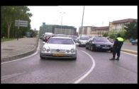 La Policía Local lleva a cabo una campaña de controles para evitar las distracciones al volante