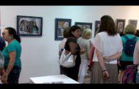 Mayores del programa «Vida Saludable» visitan la exposición «Ruinas, estrellas y flores»