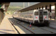 Renfe establece un plan alternativo tras suspender la circulación ferroviaria debido a las lluvias