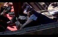 Rescatados 59 inmigrantes a bordo de dos pateras en el Estrecho