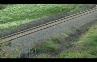 Un tramo desguarnecido de la línea férrea, obstáculo para la Bobadilla-Algeciras