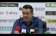 Viso no se preocupa por la derrota en Ceuta Y Juan Ramón espera que se equipo siga esta linea