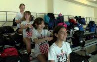 80 nadadores  del CD Natación Algeciras al Trofeo Mancomunidad