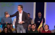 Casado promete un plan de inversiones «de verdad» para el Campo de Gibraltar