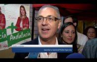 Comienza la campaña electoral de las autonómicas del 2D con la tradicional pegada de carteles