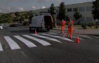El Ayuntamiento invierte desde junio 120.000 euros en mejorar la señalización viaria
