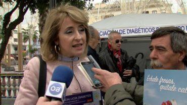 El PP apoya las reividicaciones de los diabéticos andaluces y exigen apoyo sanitario de la Junta