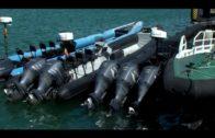 La Guardia Civil interviene más de 3 toneladas de hachís en una embarcación al Sur de Punta Europa