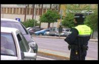 La Policía Local, junto a la DGT, inicia una nueva campaña de control de velocidad en Algeciras