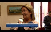 """Landaluce felicita a Romaguera como pregonero de la Asociación de Belenistas """"Oro, Incienso y Mirra"""""""