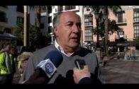 Landaluce lamenta que la visita de Susana Díaz no sirva para tratar proyectos pendientes de la Junta