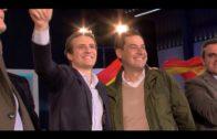 Moreno acusa al PSOE de activar campaña del miedo y pide a los andaluces ser rebeldes