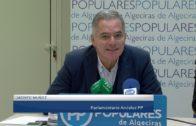 Muñoz: «Esto ha sido una legislatura en blanco para Algeciras y política sectárea de la Junta»