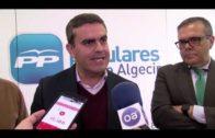 Ortiz (PP) se compromete a mejorar las infraestructuras comarcales si llegan al gobierno andaluz