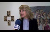 """Pintor inaugura la exposición """"Atrapadas"""" de la pintora Mercedes Navarro Ristori"""