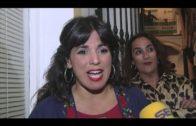 """Teresa Rodríguez dice que no puede ser que en la comarca """"el tren sea como un animal mitológico"""""""
