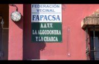Zarzuela se reúne con vecinos de La Algodonera-La Charca para hablar de su primer encuentro navideño