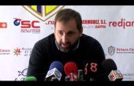 """Al Algeciras le faltó """"hambre de ganar"""", según Viso"""