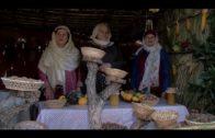 Aumento de visitantes en el Belén de Pelayo