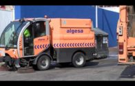 Continúan las tareas de sustitución y mantenimiento de contenedores