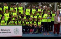 Doble salida para los atletas del Bahía de Algeciras