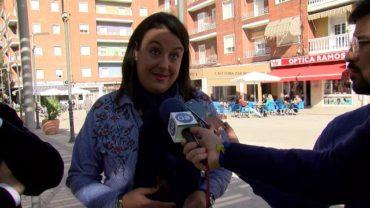 El Ayuntamiento renovará el alumbrado público en la plaza de la Mujer y en la calle Gualdalmina