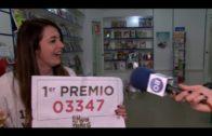El Gordo de Navidad deja 1,6 millones de euros en Algeciras